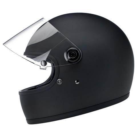 Gringo S ECE Helmet - Flat Black
