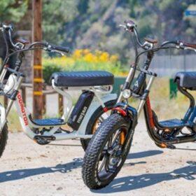 Motan M-66 R7 Step-Thru Electric Fat Bike