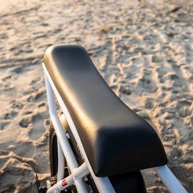 Motan M-70 Electric Beach Cruiser Bike long seat