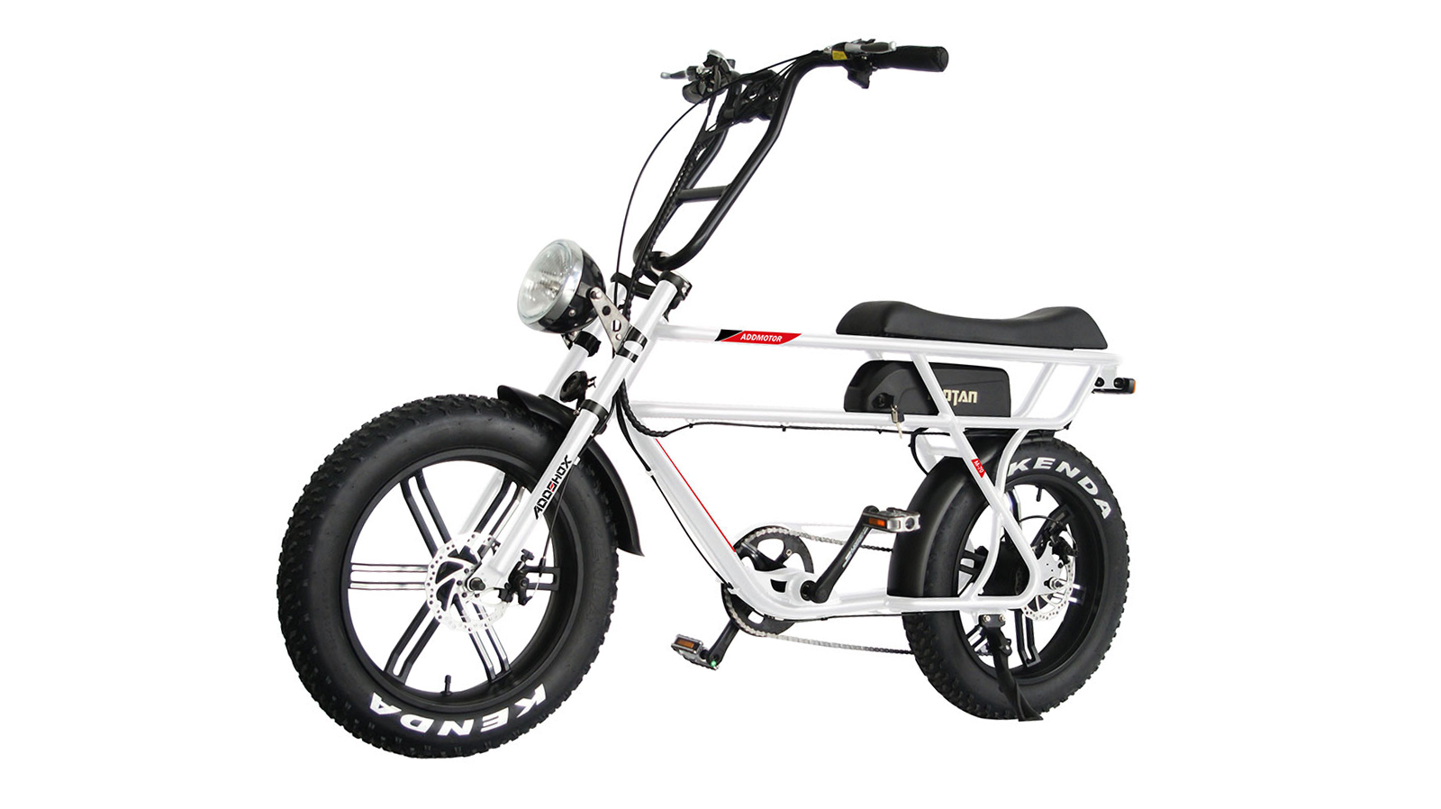Motan M-70 Electric Beach Cruiser Bike